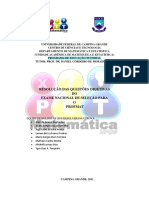 Resolucao Do PROFMAT Pet Matematica UFCG