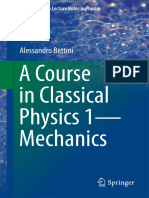 A Course in Classical Physics 1-Mechanics (Gnv64)