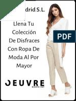 Llene Su Colección De Vestuario Con Ropa De Moda Al Por Mayor