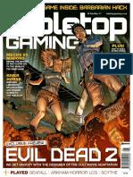 Tabletop Gaming #008 (Feb - Mar 2017)