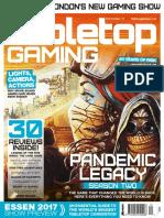Tabletop Gaming #012 (Oct - Nov 2017)