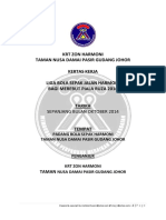 Contoh Kertas Kerja Program Krt Zon Harmoni Taman Nusa Damai
