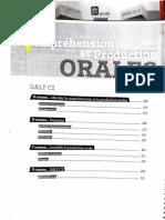 Numérisation DALF C2