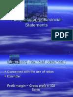 2. Interpreting Fin Statements (1)
