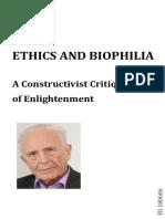 Rupert Lay Ethics and Biophilia 180822