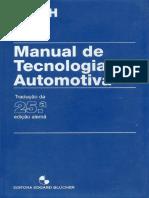 Manual Bosch Tecnologia Automotiva
