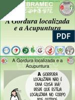 A Gordura Localizada e a Acupuntura - Ana Paula Barbieri