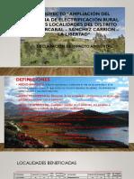 Declaracion de Impacto Ambiental -Marcabal La Libertad Peru