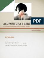 Acupuntura e Cervicalgia