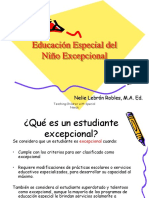 Teaching Children With Special Needs ESPANOL