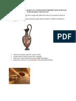 Ceramica Intre Utilitate Si Arta