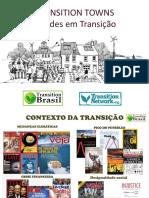 Apresentação Transition Towns | Isabela Maria Gomez de Menezes