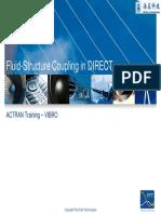 14 VIBRO 3 Fluid Structure Coupling