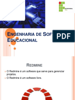 Engenharia de Software Educacional
