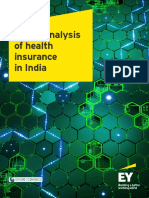 Ey Global Analysis of Health Insurance in India