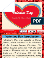 Valentine Day by Bint A.Shakoor (As-saajidoon)