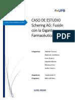 Caso Schering AG y Bayer