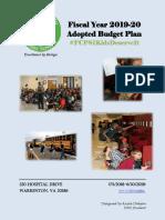 Fauquier County Public Schools Fiscal 2019 Budget