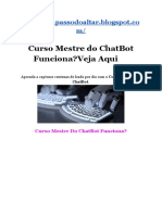 ✔Curso Mestre do ChatBot Funciona?Veja Aqui✌