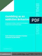 comportamente adictive