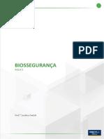 Biosseguranca - Aula 05