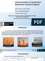 Presentacion Ferroresonancias ROPEC 2018 3 Cetina Abreu Ruben