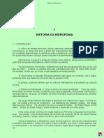 Historia Hidroponia