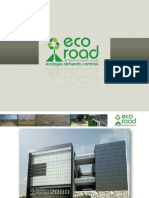 PPT Eco Road International - Resumido