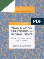 Translation Strategies in Global News