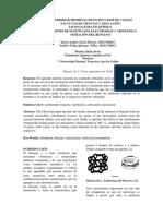 Informe 1 de Orgánica II Nitración Del Benceno