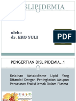 Ppt Edukasi Dislipidemia 1