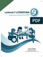 Lengua y Literatura 9no Egb
