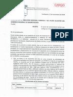 Domingo Quispe denuncia tala ilegal ante la DRFFS