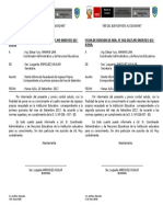 Informe 15 Dias RDR