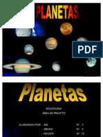 Sistema Solar Planetas