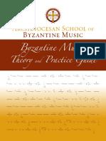 Byzantine Music Book & Theory Guide Archdiocesan.pdf