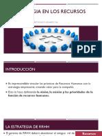 La estrategia en los Recursos Humanos.pptx