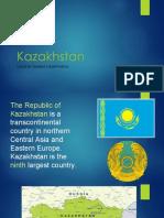 Kazakhstan Presentation
