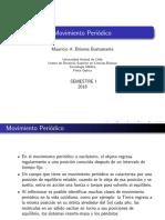 Clase 2 Física Óptica Movimiento Periódico