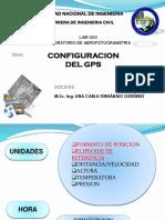 CONFIGURACION DEL GPS NAVEGADOR 76csX