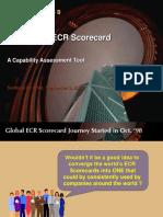 ECR-Global score card PWC.ppt