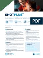 Orica SHOTPlus™ Flyer