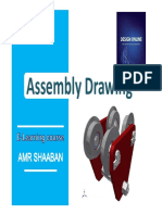 Assembly Drawing for mec.engineering