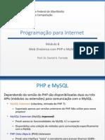 Ppi Modulo8 Php Mysql