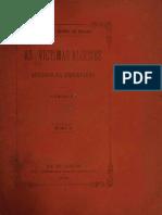 As Vitimas Algozes Quadros Da Escravidão Romances (Volume 2)