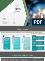 Strategic Innovation Presentation