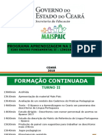Slides Descritores Do Spaece II Formao 2018