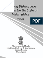 Maharashtra - District Level Report