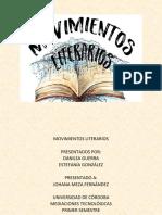 Movimientos Literarios Danilsa 112