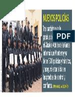 12-02-19 Nuevos Policías